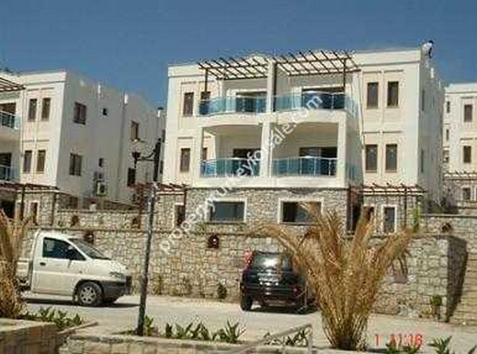 Excellent Sea View Bodrum Penthouse