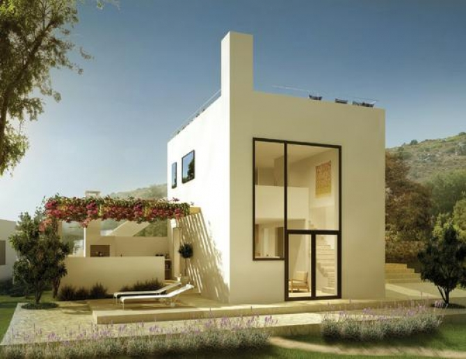 Stunning Meticulously Designed Compact Villa