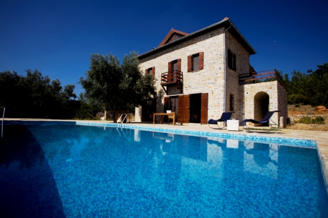 Authentic Village House in Bodrum on massive private plot