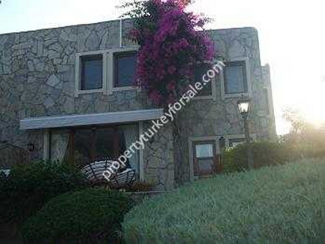 Stone Villa with Excellent Sea View and Large Size Garden