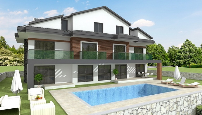3 Bedroom Off Plan Luxury Apartment with Mountain View