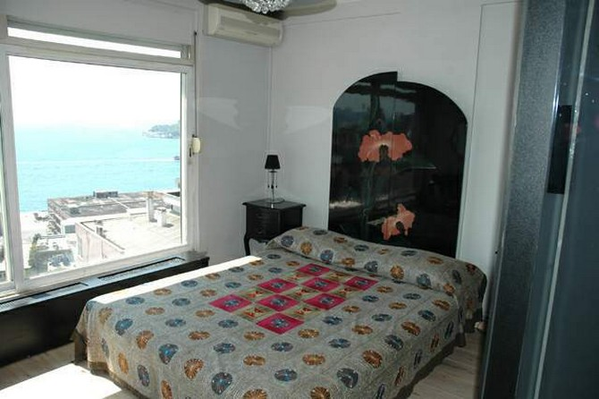 Master Bedroom with Excellent Sea View