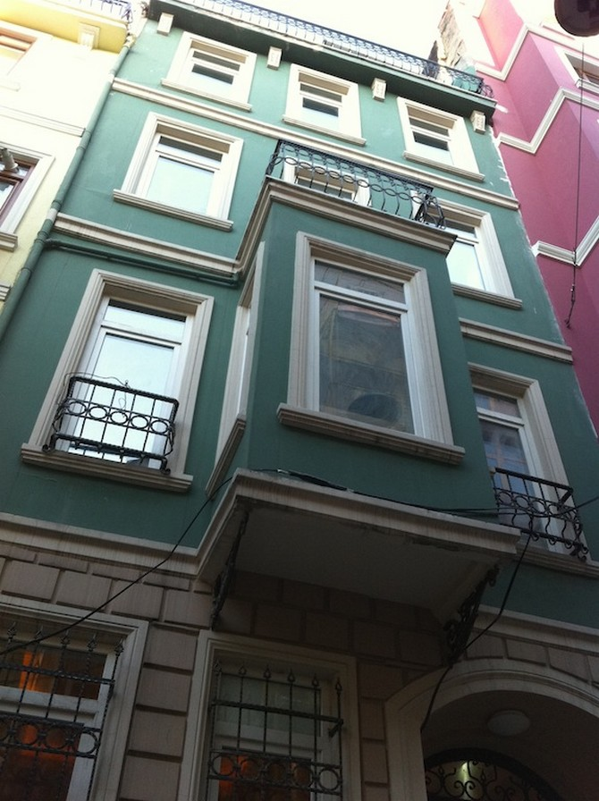 Guest House in Istanbul Taksim 5 Bedrooms for sale