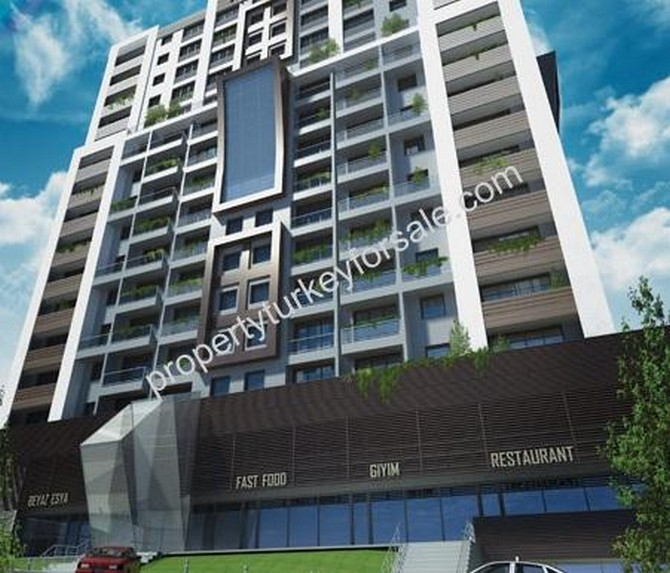 Off Plan Istanbul Apartment Excellent Facilities 2 Bedroom for sale