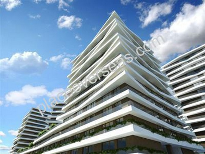 Bahcesehir apartments prime investment property in Istanbul