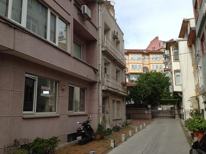 3 Bedroom Apartment Near Bebek Istanbul For Sale