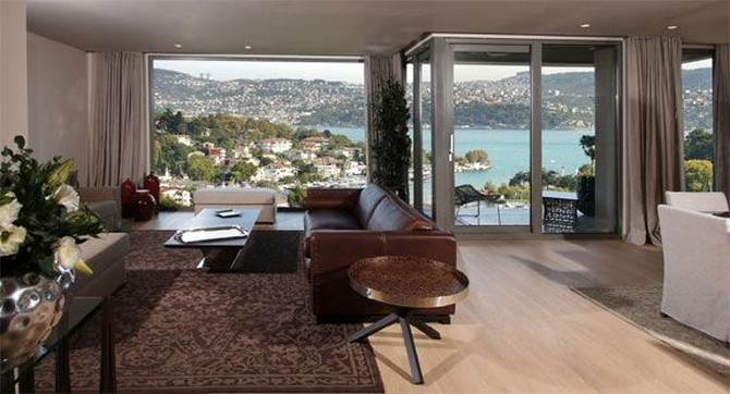Exclusive Istinye Penthouses With Bosphorus Views 4