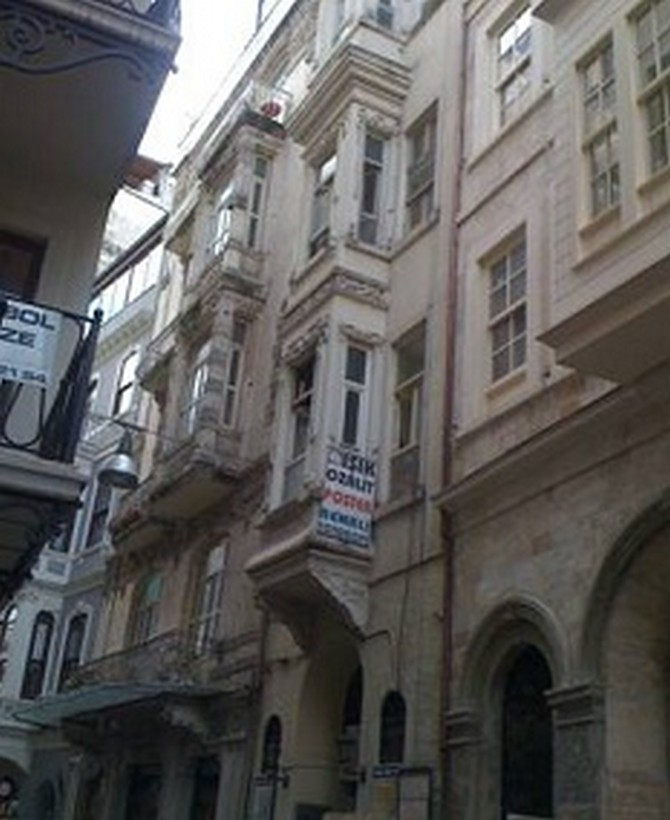 Historic Building in Istanbul