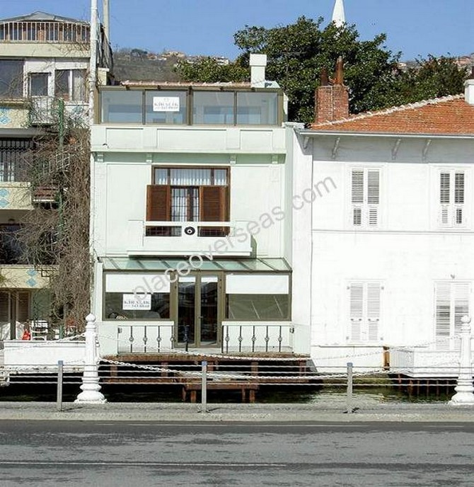 Villa in Istanbul at Bosphorus Waterfront 4 Bedrooms for sale