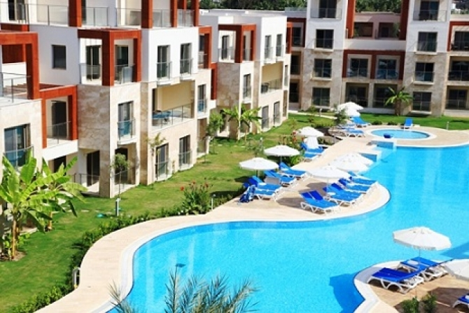 Bodrum Beachfront Apartments