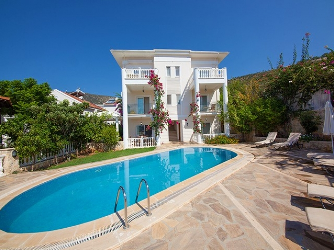 Deluxe Apartment in Kalkan