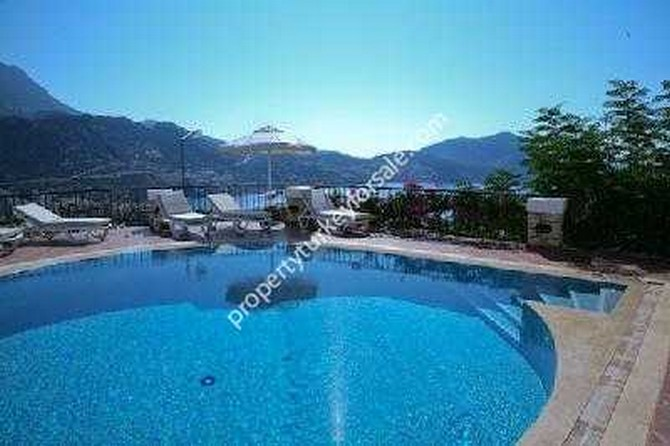 Resale Kalkan Villa With Private Pool 3 Bedrooms For Sale