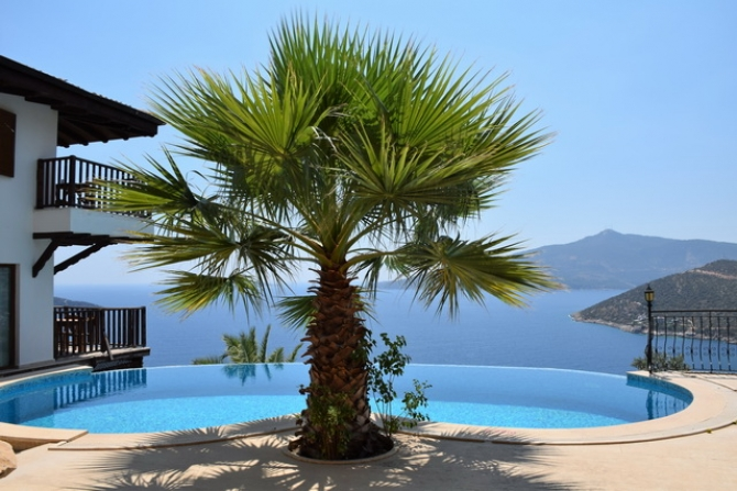 4 Bedroom Villa with Fantastic View and Infinity Pool