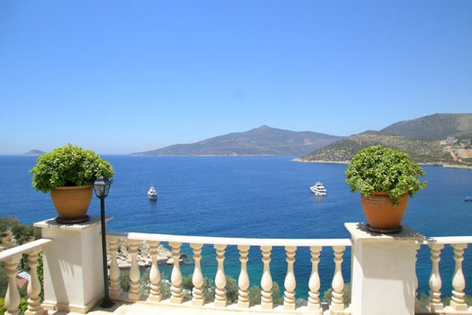 best views in Kalkan