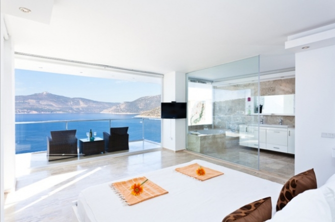 Kalkan Amazing Villa for Sale at Kisla Bay