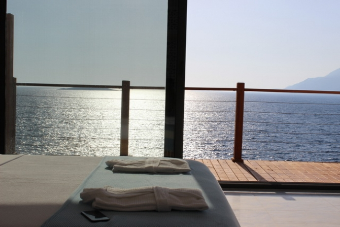 Luxurious Sea View Boutique Hotel For Sale in Kas / Antalya