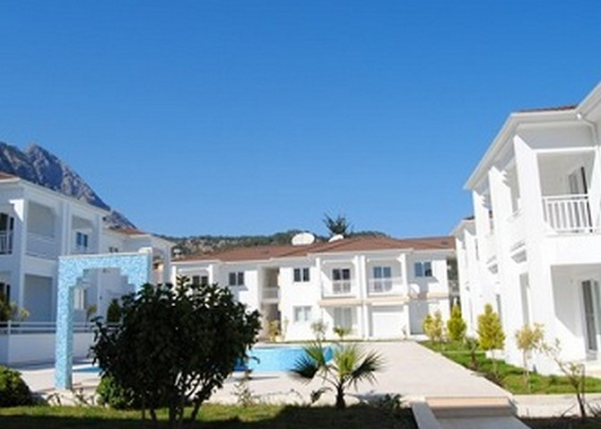 Idyllic Goynuk Apartments with Large Pool 2 Bedrooms for sale