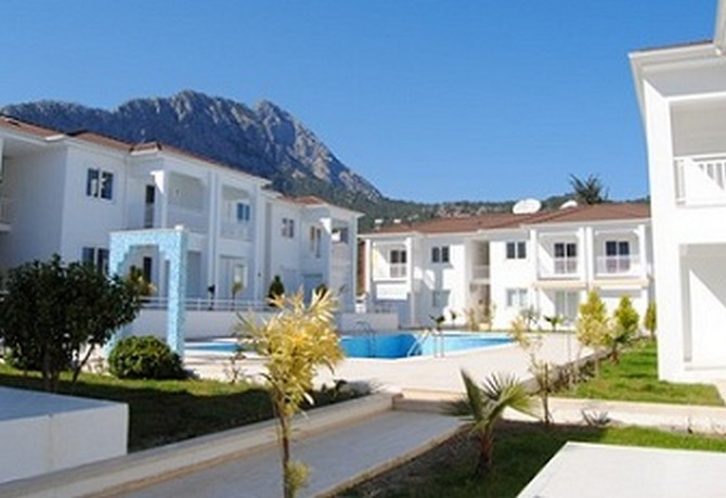 Kemer Goynuk Apartments with Excellent Facilities