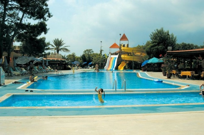 Kemer hotel for sale