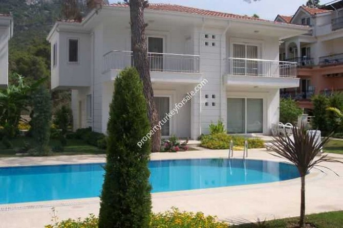 Spacious Villa in Kemer 3 Bedrooms