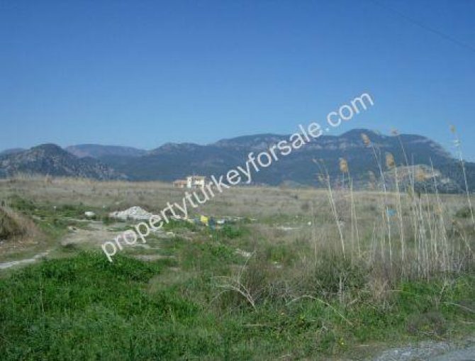 Dalyan Land For Sale