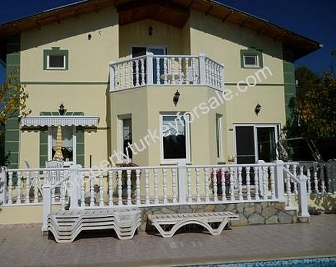 Spacious Koycegiz Villa Private Pool 5 Bedrooms