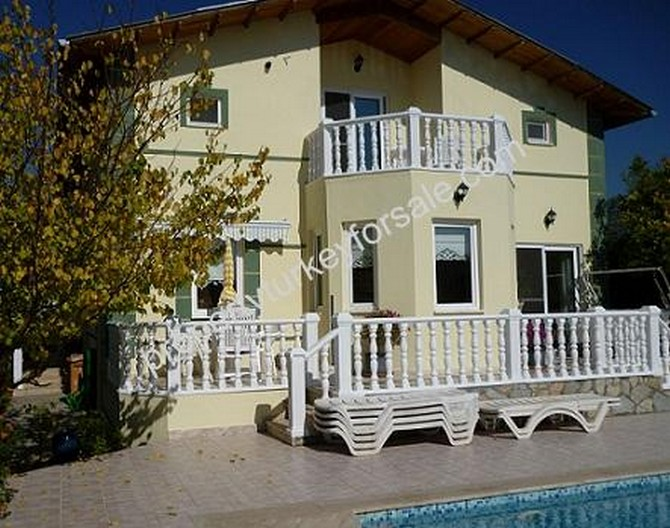 Koycegiz Villa with Private Swimming Pool