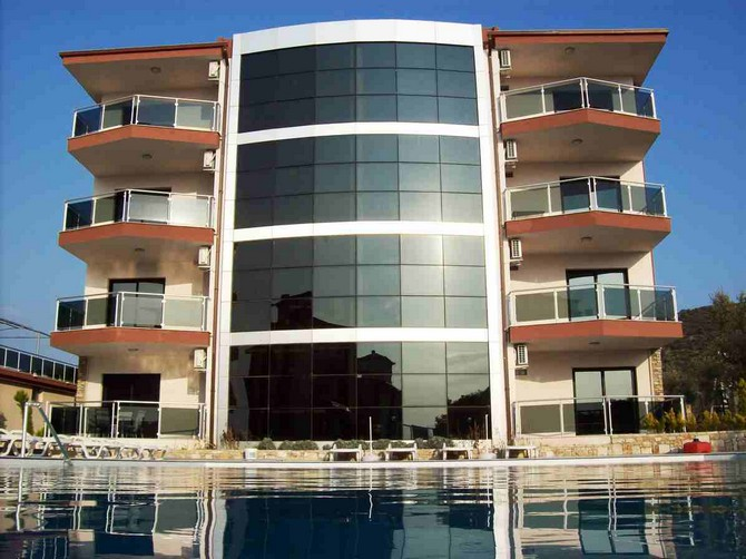 Modern Kusadasi Apartment 1 Bedroom