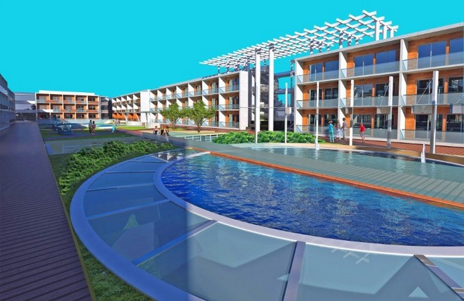 2 Bedroom Apartments in Kusadasi Spa Resort