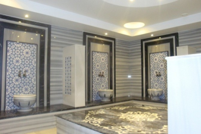 Kusadasi Golf  & Spa Resort, Turkish Bath