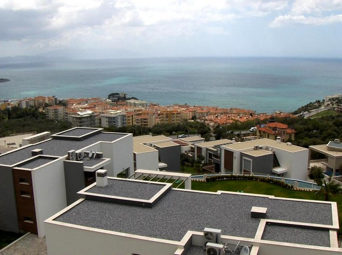 Kusadasi Penthouse Stunning Views