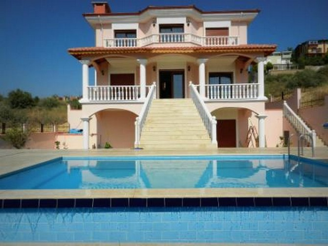 Stunning Villa for Sale in Kusadasi with Private Pool