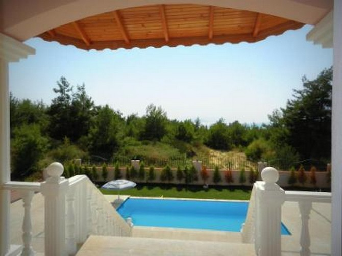 Kusadasi Villa for sale with private pool