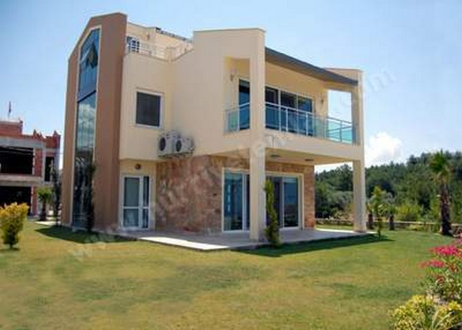 Kusadasi Detached Villa Sea View 4 bedroom