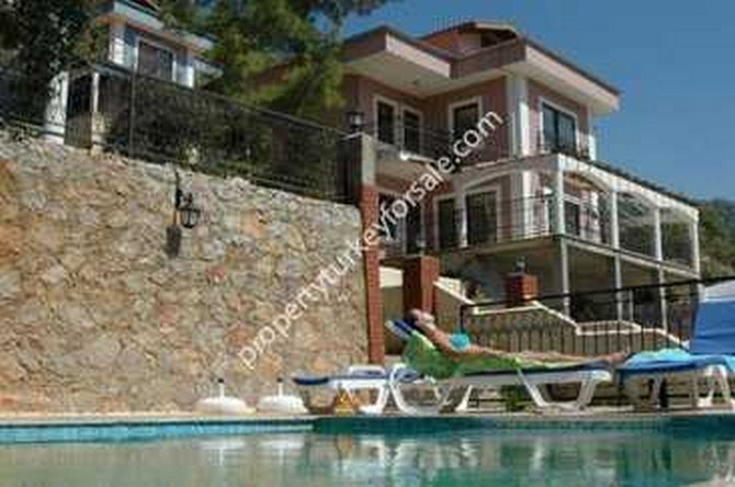 Luxury Villas In Akyaka Marmaris 3 4 Bedrooms