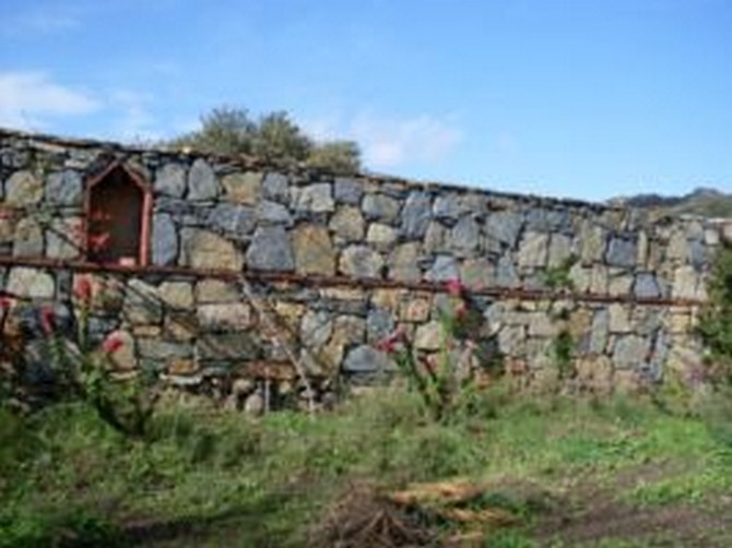 The Wall surrounding the Land