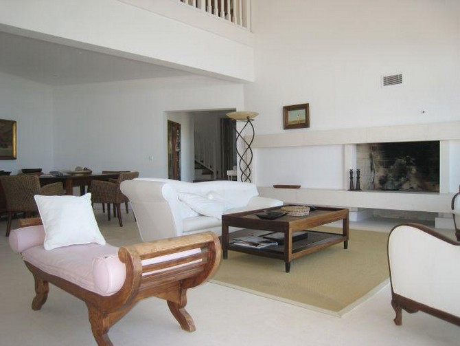 Living Room with Excellent SeaView