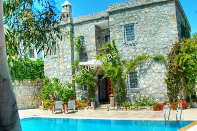 Authentic Ortakent Villa Private Pool 5 Bedrooms