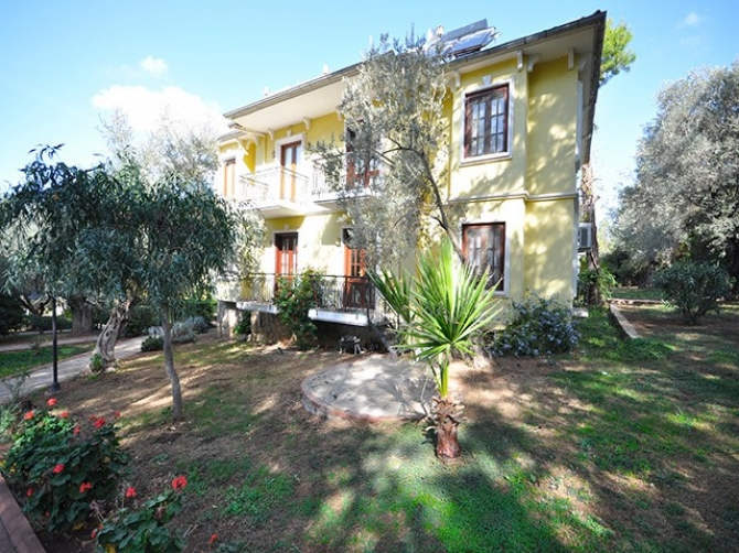 Bargain Two Bedroom Apartment in Ovacik