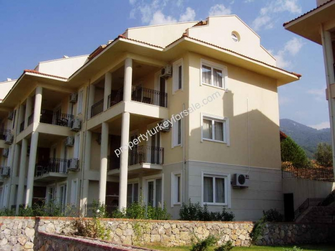 Ovacik apartment with mountain views 2 bedroom for Mountain view 2 bedroom apartments