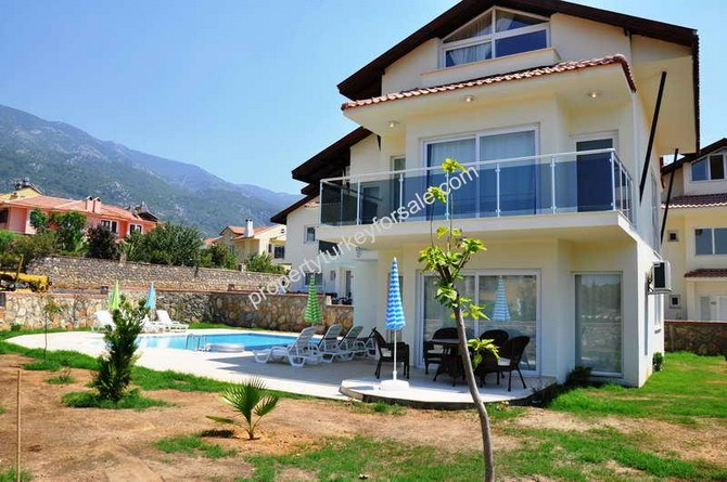3 Bedroom Ortakoy Villa with Private Pool