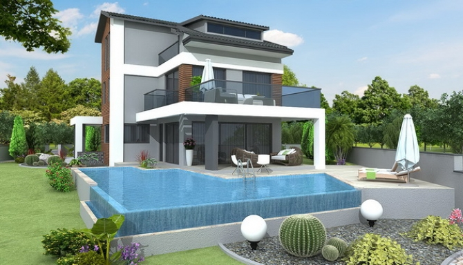5 Bedroom Detached Villa in Ovac?k with Private Pool