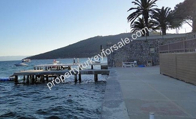 Istanbul Princess Island Villa Private Jetty 10 Bedrooms