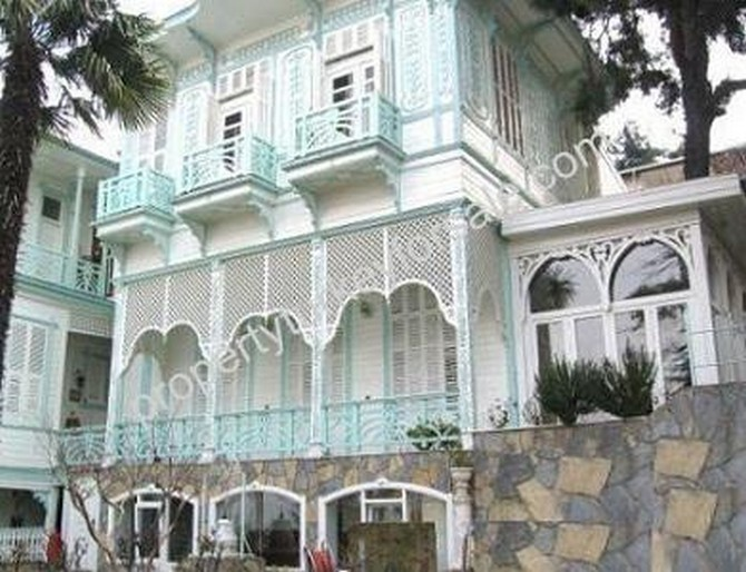Ottoman Villa In Princess Island Istanbul 22 Bedrooms