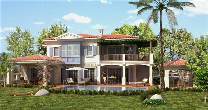 Tailor made Side villa