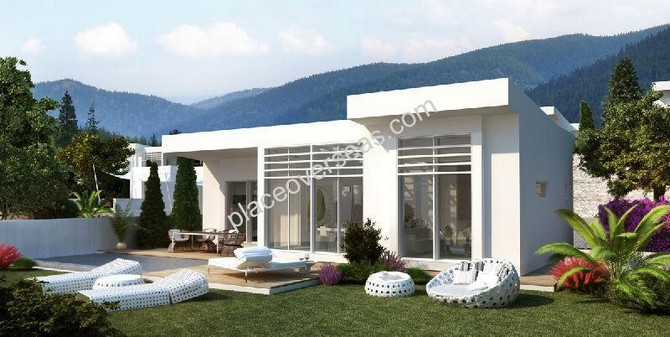Stylish villa in Bodrum with pool