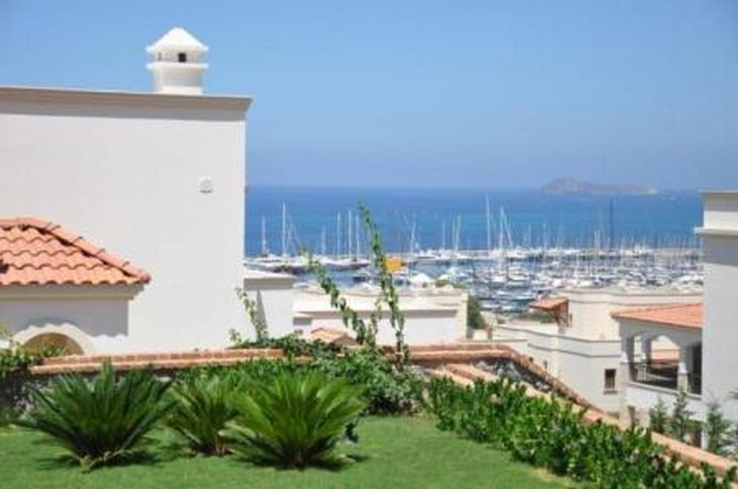 Turgutreis Marina view villa 5 bedrooms