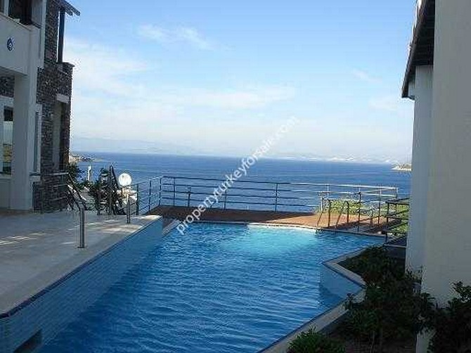 Attractive Bodrum Apartment Sea View 2 Bedrooms