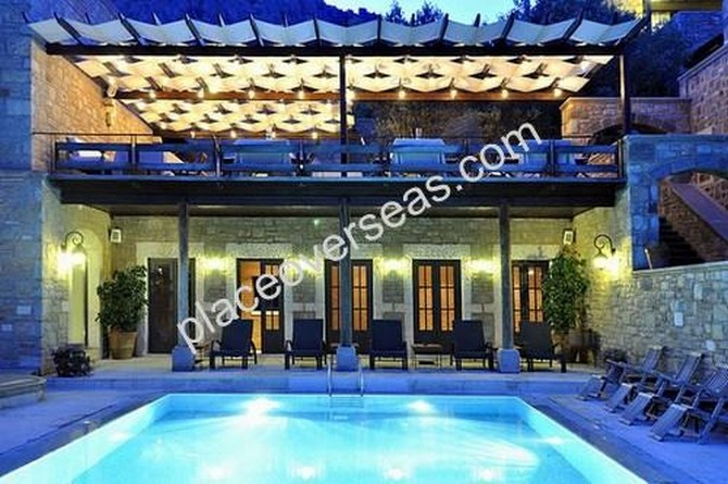 Splendid Villa in Turkbuku Bodrum