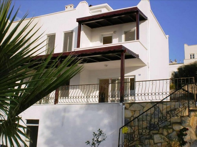 Fully Furnished Bodrum Tuzla Villa Sea View 4 Bedrooms